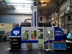 5osé centrum, výroba dílů, forem a nástrojů, Strojtex