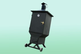 Gugriz garden grill – preparation of meat, Gugriz, Strojtex