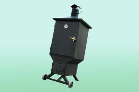 Model zahradního grilu na maso, Gugriz, Strojtex